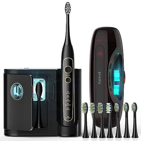 Amazon.com: Fairywill PRO Cepillo de dientes eléctrico ...