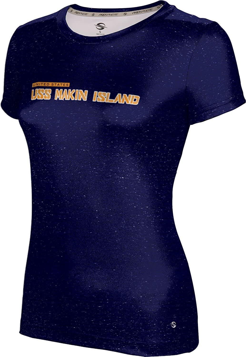 ProSphere Women's USS Makin Island Military Heather Tech Tee