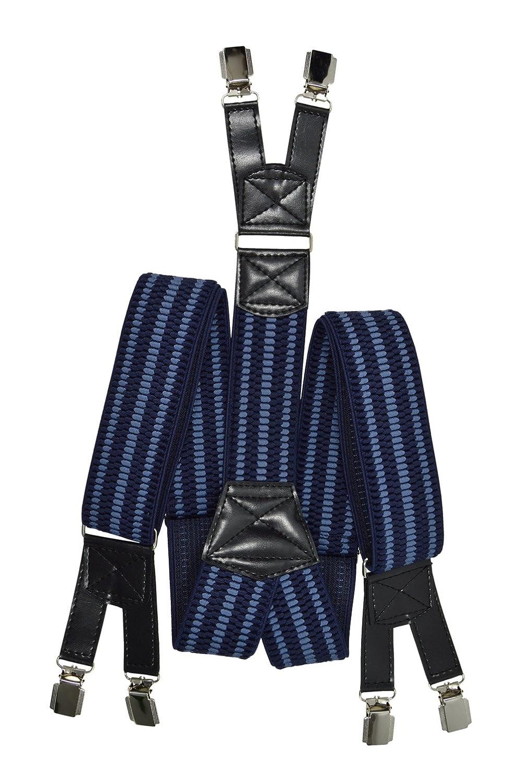 Olata Bretelles de Haute Qualit/é avec 6 Clips 4cm Extra Fort