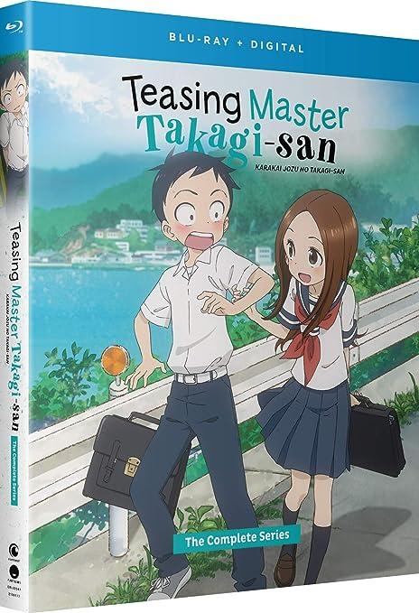 teasing master  : Teasing Master Takagi-san: KARAKAI JOZU NO TAKAGI-SAN ...