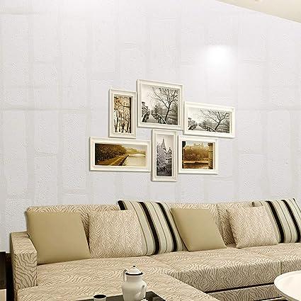 3d Wallpaper Modern Non Woven 3d Brick Pattern Wallpaper Home Decor