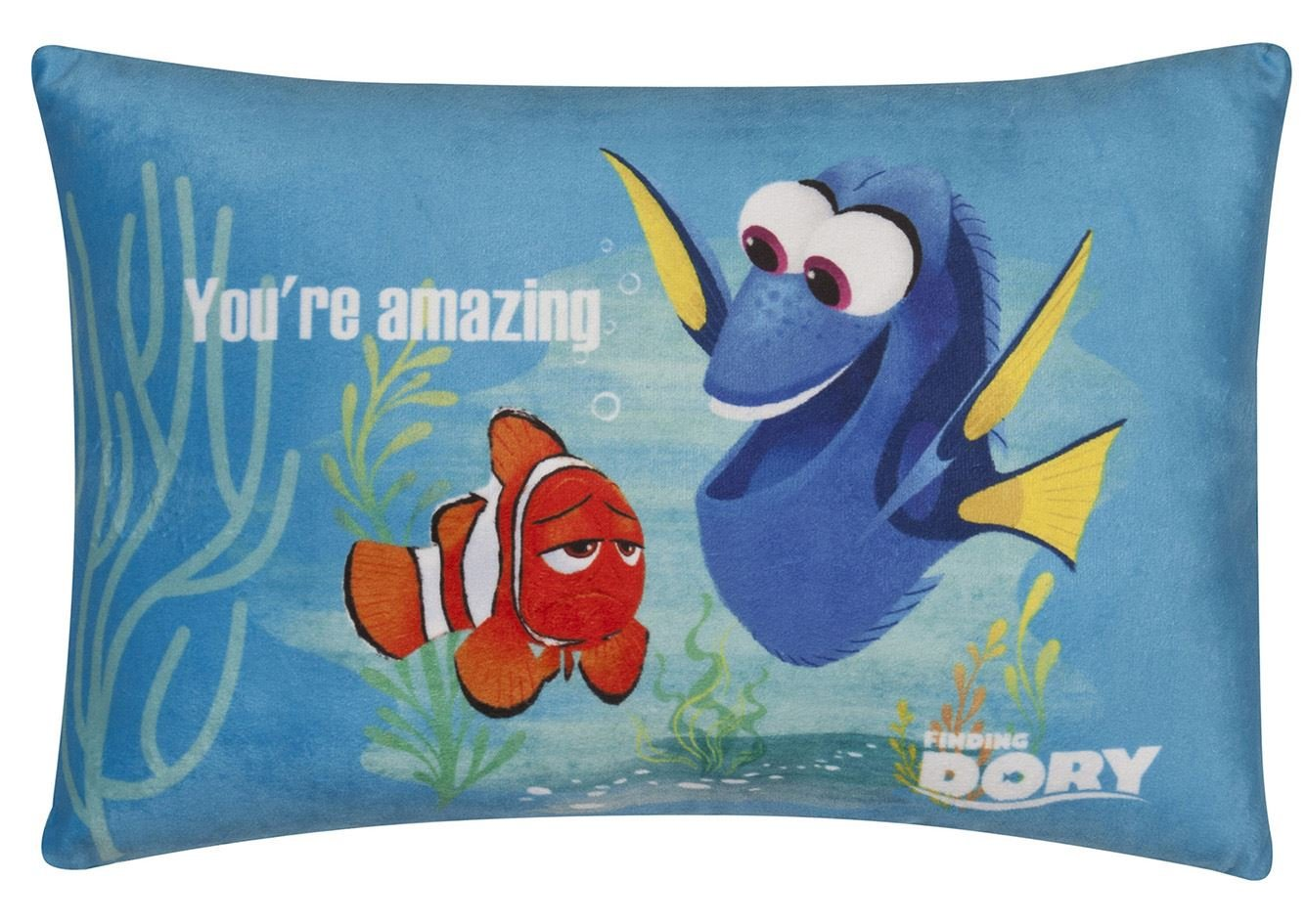 Disney Finding Dory Soft Cushion Pillow Pets Nemo Fish Kids Plush Toy Gift New Toyworld