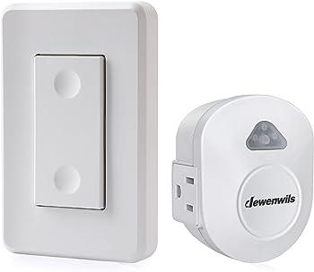 Dewenwils Wireless Light Switch for Lamp