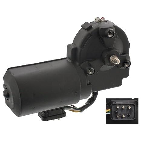Febi Bilstein 46741 Motor de limpiaparabrisas (
