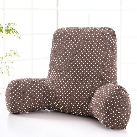 GUOWEI - Cojín Lumbar de Apoyo para sofá, Cama, Silla de ...