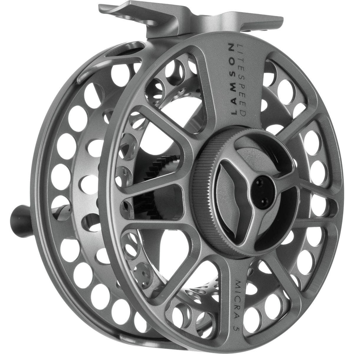 (ウォーターワークスラムソン) Waterworks-Lamson ライトスピード マイクラ 5フライリール B01MG6FUTE #4