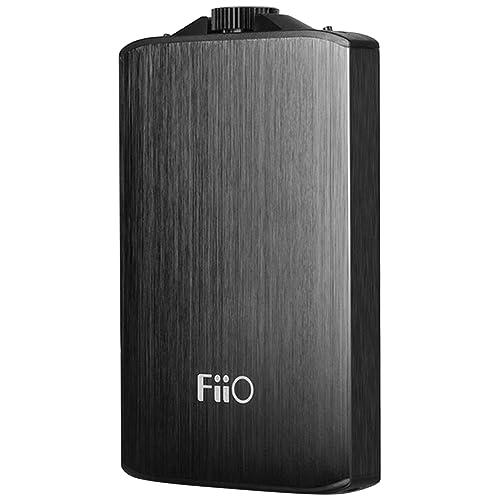 FiiO A3 (E11 K), portable amplifier for headphones, black