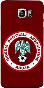 جراب ColorKing Football ja, 04 أحمر اللون لهاتف Samsung Note 5