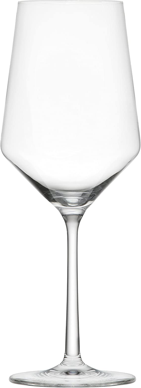 Schott Zwiesel Tritan Crystal Glass Pure Stemware Collection Cabernet Red Wine Glass