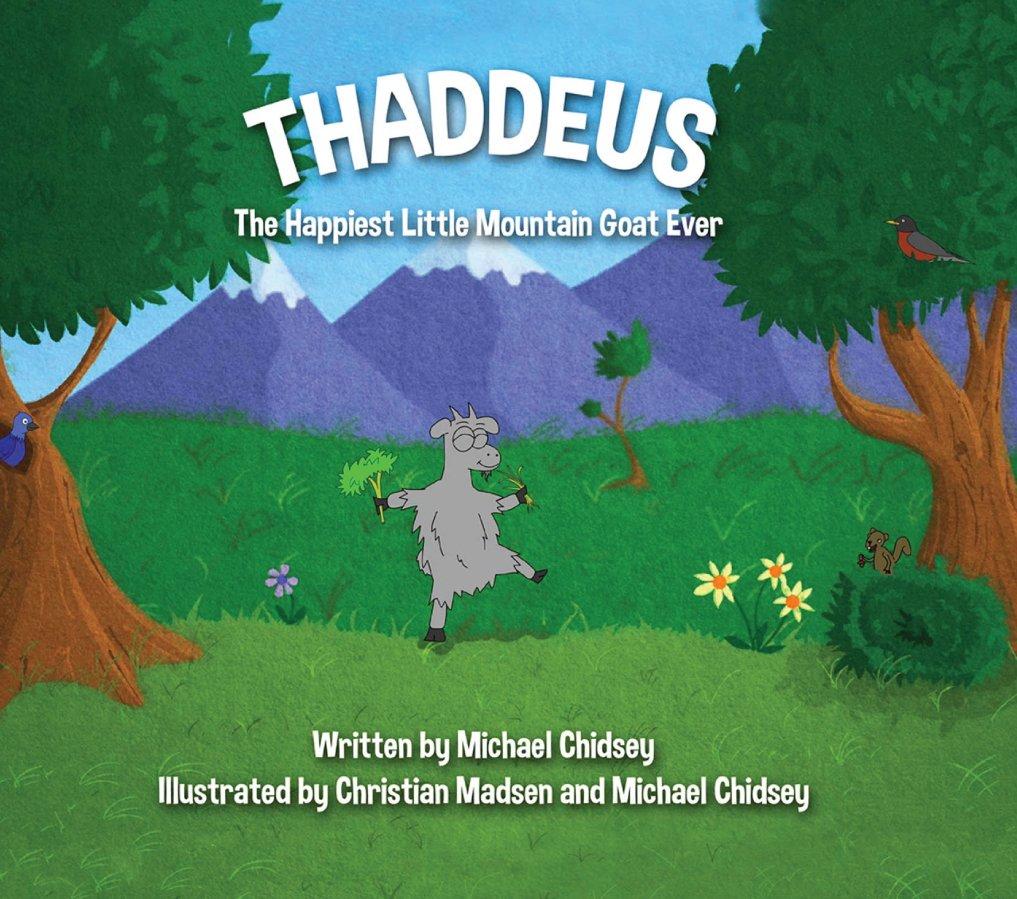 Download Thaddeus: The Happiest Little Mountain Goat Ever pdf epub