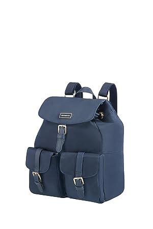 SAMSONITE Karissa - Backpack 2 Pockets Mochila Tipo Casual, 31 cm, 15 Liters, Azul (Dark Navy): Amazon.es: Equipaje