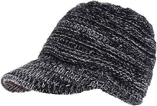 Ladies Lightweight Beret Hat Womens Winter Warm Soft Outdoors Knitted