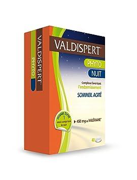 Phyto nuit valériane 450 mg 40 comprimés