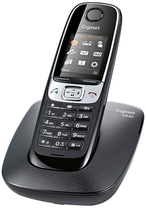 209 opinioni per Gigaset C 620 Telefono Cordless, Funzioni non Disturbare, Esclusione Suonerie