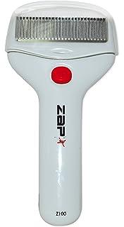 Visiomed ZAPX - Cepillo antipiojos electrónico