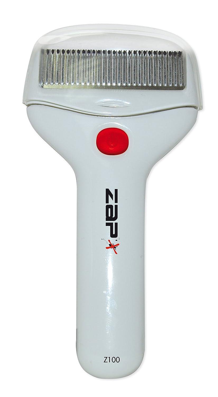 Visiomed - ZAP'X Peigne électronique Anti-Poux Zap' X Z100