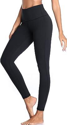 Oalka Women's Power Flex Women's Yoga Pants