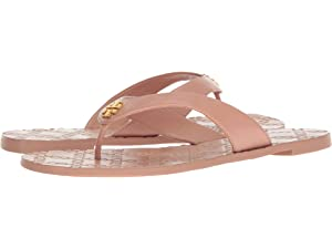 2a4ad899d Tory Burch Monroe Metallic Thong Sandals Flip Flop