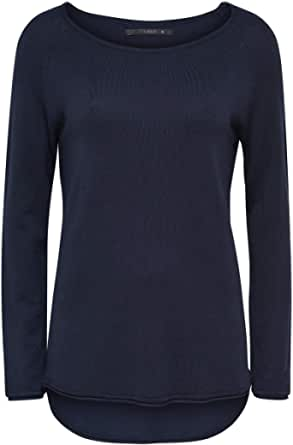Only Onlmila Lacy L/S Long Pullover Knt Camiseta para Mujer