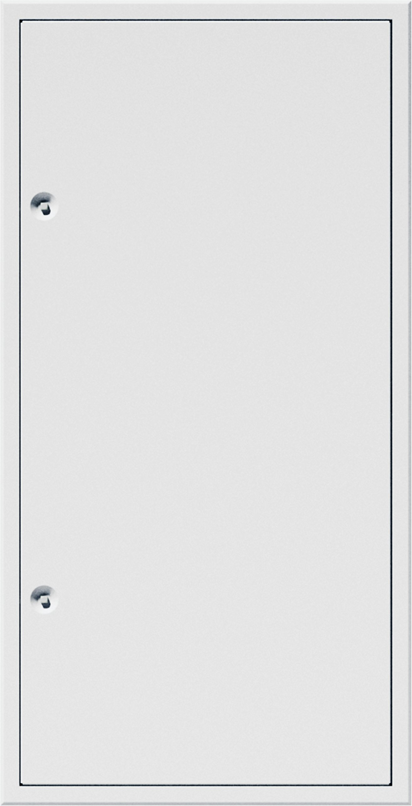 Upmann Inspection Door Z PROFIL Primus 22172Wall White 800x800Square (Single)