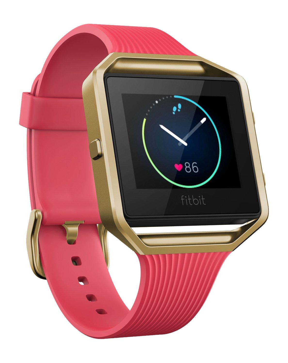 Fitbit Blaze, Orologio Fitness Intelligente Unisex-Adulto, Rosa, Large product image