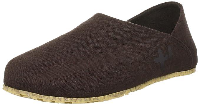 OTZ Shoes 300-GMS Hombre Castaño oscuro Mocasines Zapatos 46 EU Nuevo: Amazon.es: Ropa y accesorios