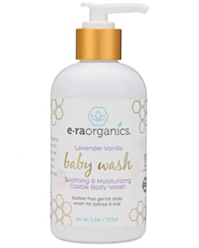 Review Moisturizing Natural Baby Wash