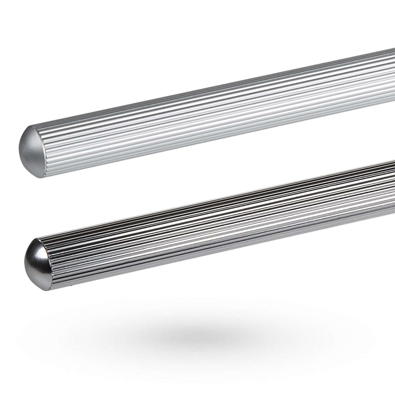 2 Stück Stück Stück SO-TECH® Handtuchhalter ausziehbar 2-armig drehbar 335 mm Chrom poliert Handtuchstange Handtuchauszug B06XW6Z7Y9 Handtuchhalter & -stangen b1297f