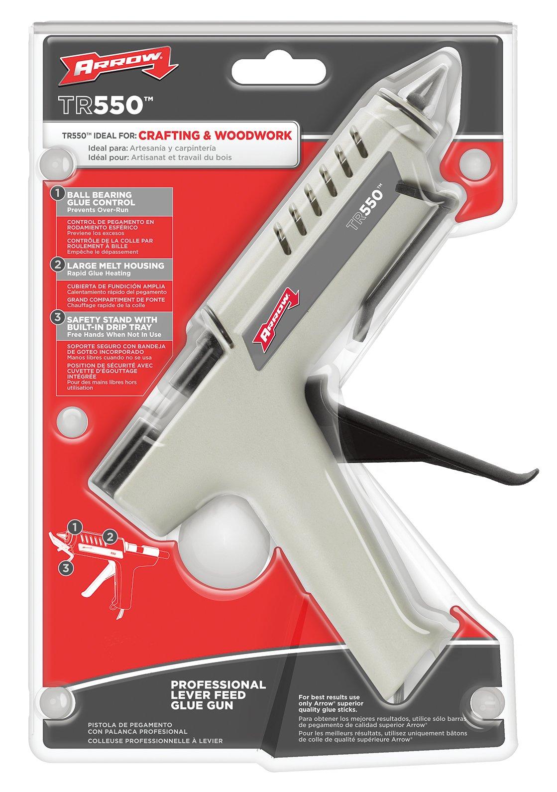 Arrow Fastener TR550 Lever Feed Glue Gun