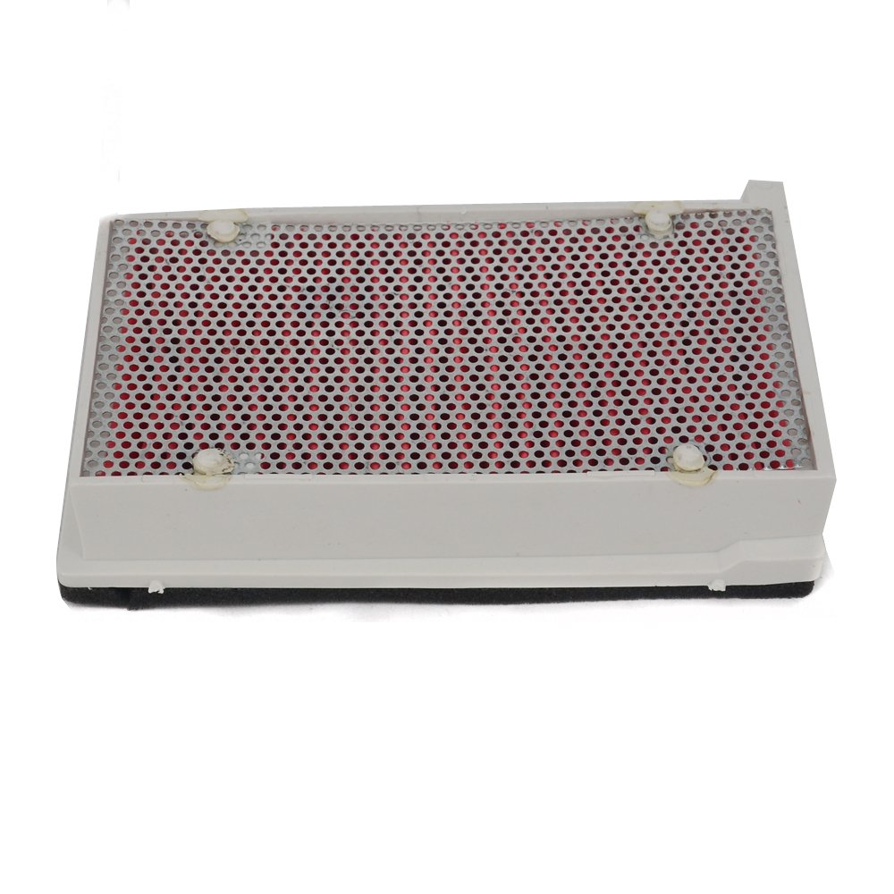 JFG RACING Sistema de filtro de aire de filtros de aire para Yamaha YZF R6 2006-2007