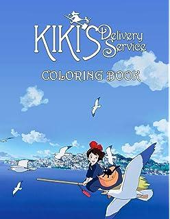 Amazon.com: My Neighbor Totoro Coloring Book (9781720344292): Aiko ...