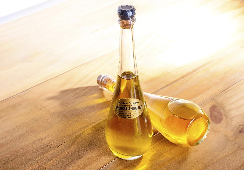 Botellas Regalo - Lágrima 100 ml - Aceite de Oliva Virgen extra - Caja 24 uds