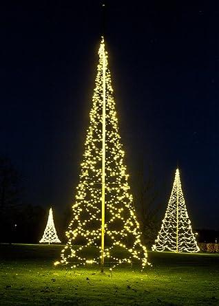 30ecc1cf590 Fairybell FAO-185 – Árbol de Navidad 800 cm con 1200 LED luz blanca cálida