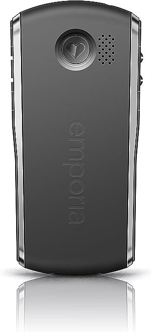 Emporia Pure V25 Großtastenhandy Schwarz Elektronik