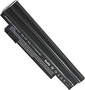 Fancy Buying for Acer Aspire One D255 D260 722 Netbook Battery AL10A31 AL10B31 AL10BW AL10G31 BT.00603.121 LC.BTP00.[6 Cells 11.1V 5200mAh]