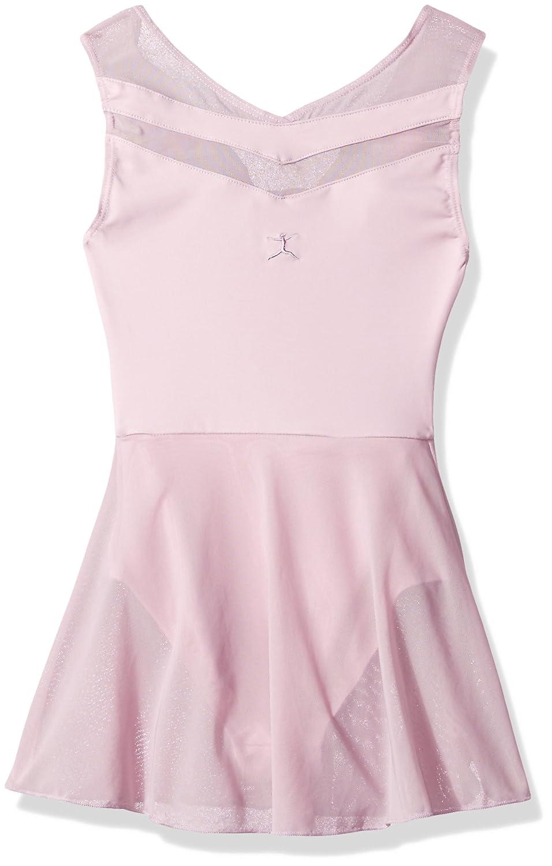 Danskin Girls New York City Ballet Leotard with Attached Skirt