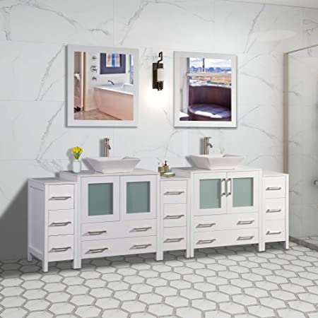 Bathroom Sinks - Undermount, Pedestal & More: 2 Sink