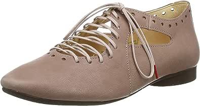 Think! Guad_3-000215 Nachhaltige, Wechselfußbett, Zapatos Tipo Ballet Mujer
