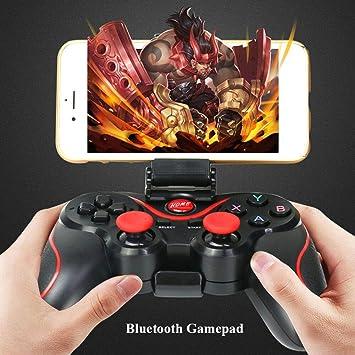 WANGLAI - Mando de Juego para Smartphone (Compatible con Fortnite ...