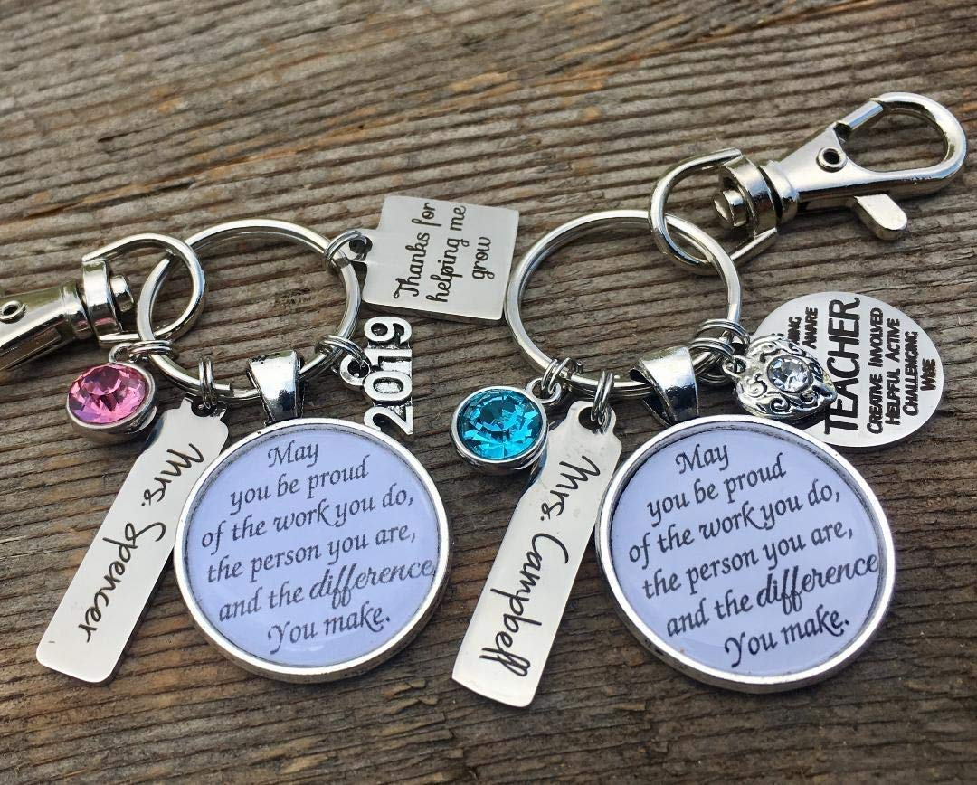 mentor leadership gifts ASB key chain manager gift LEADERSHIP teacher gift BOSS gifts Social worker administrative preceptor master teacher INSPIRATIONAL jewelry consultant leader