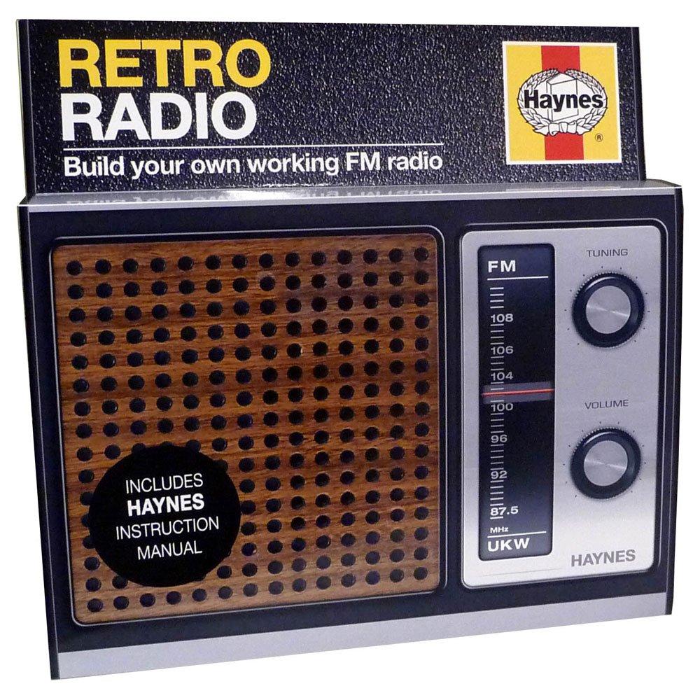 Haynes retro radio amazon electronics solutioingenieria Images