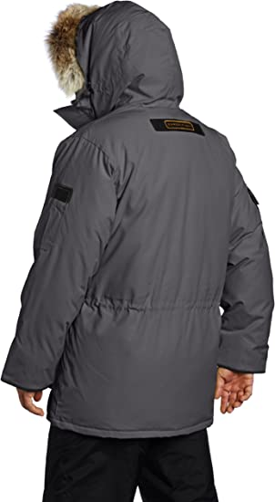 G-III Mens Cold Front 3-in-1 Systems Jacket X-Large Green//Gray