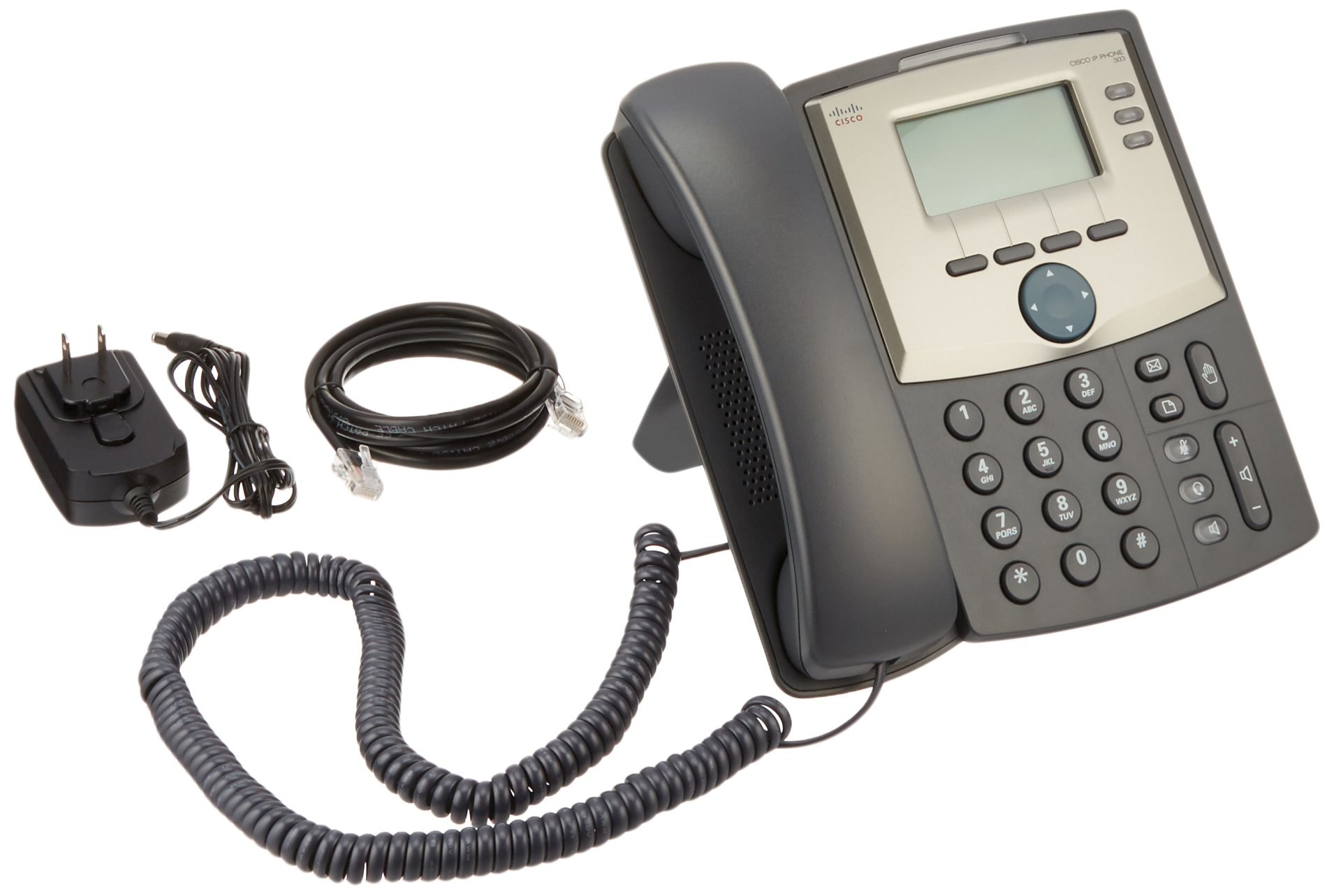 Cisco Small Business Pro SPA 303 IP Phone N AMERICAN POWER