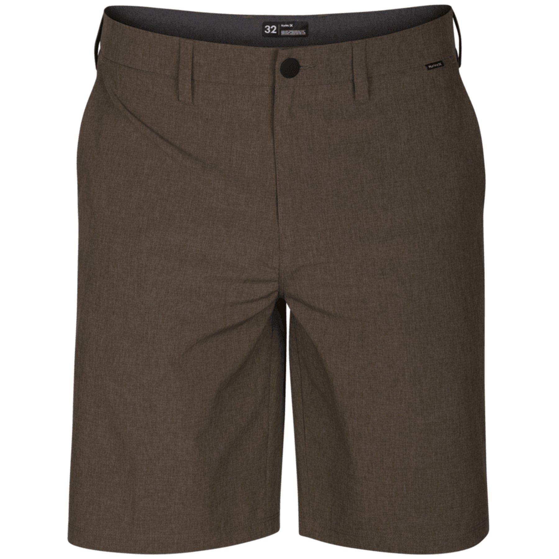 Hurley 895086 Men's Phantom Walkshort 20'' Short, Olive Canvas - 36