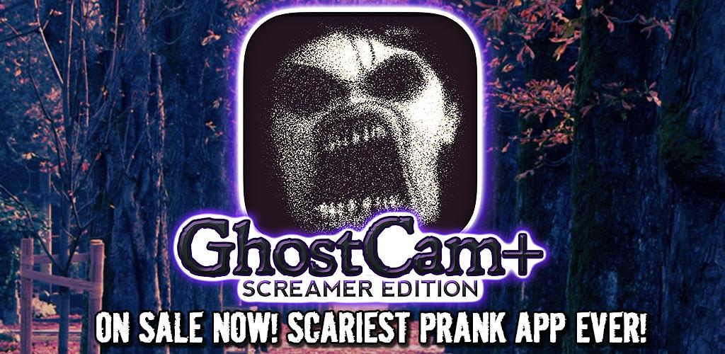 Amazon com: Ghost Cam+ Screamer Prank Edition: Appstore for
