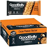 GoodBelly Probiotic Bar Cocoa Peanut Butter 10-1.49 oz. Bars