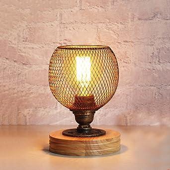 RETRO LED Schreib Tisch Lampe Arbeits Zimmer Spot Lese Büro Leuchte Gold-Farben