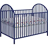 Cosco Products Prism Metal Crib, Blue
