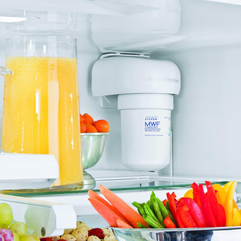 Ge Appliances Water Filter Amazoncom Best Ge Mwf Refrigerator Water Filter Smartwater