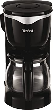 Tefal CM340811 - Cafetera de Goteo, 600 W, Color Negro: Amazon.es: Coche y moto